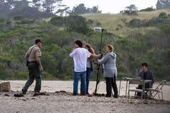 公园管理员 免版税图库摄影