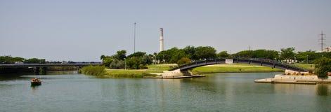公园视图 免版税库存照片