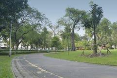 公园走廊 库存图片