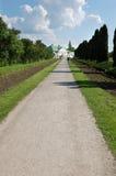 公园路径 免版税库存图片