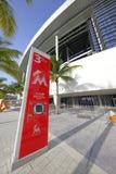 细索公园迈阿密FL 免版税库存照片