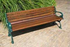 公园长椅 库存照片