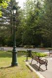 公园 免版税库存图片
