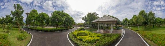 360公园dwgree全景  免版税库存图片