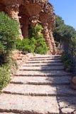公园Güell 库存图片
