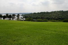 公园Guarapiranga巴西 库存图片