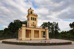 公园Maksimir萨格勒布 免版税库存图片
