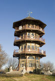 公园patterson 免版税库存照片
