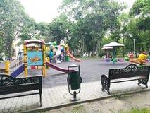 公园Tineretului -布加勒斯特 库存照片