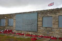 公墓在圣卡洛斯 库存图片