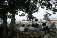 公墓在巴西 免版税库存图片