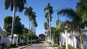 公墓在格拉纳达 库存照片