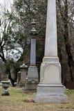 公墓纪念碑 免版税库存照片