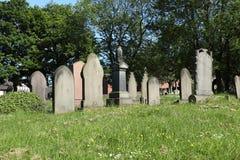 公墓 免版税库存照片