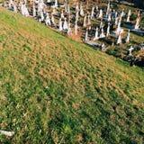 公墓 免版税库存图片