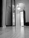 公寓内部视图 免版税库存图片