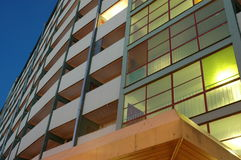 公寓单元 免版税图库摄影