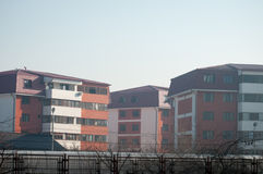 公寓在布加勒斯特 免版税库存照片