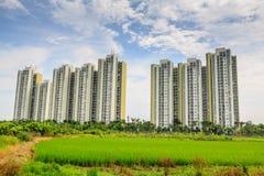 公寓在河内,越南 库存照片