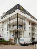 公寓在法国 免版税库存照片