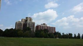 公寓在海德公园 库存图片