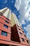 公寓在西贡越南 免版税图库摄影