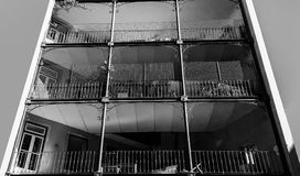 公寓在里斯本 库存照片