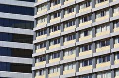 公寓地点挪威奥斯陆 库存图片