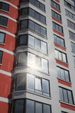 公寓地点挪威奥斯陆 免版税库存照片