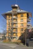 公寓布拉格 库存图片