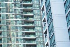 公寓房模式 库存图片