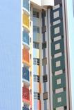 公寓楼 库存照片
