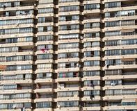 公寓楼 免版税库存照片