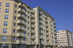 公寓楼2 免版税库存图片