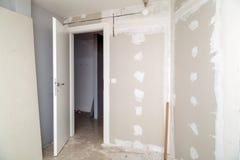 公寓的整修 图库摄影