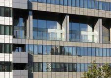 公寓营业所安排工作 免版税图库摄影