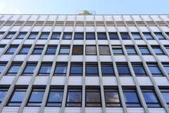 公寓营业所安排工作 免版税库存照片