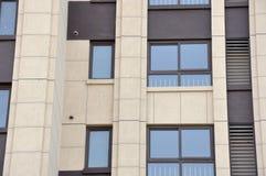 公寓视窗 库存照片