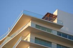 公寓顶楼房屋 免版税库存图片