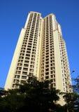公寓高层 免版税库存照片