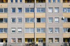 公寓multiroom视窗 免版税库存照片