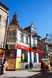廉价公寓Zwolinski在扎科帕内,波兰 库存照片