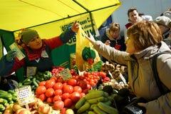 公平传统的食物 库存图片