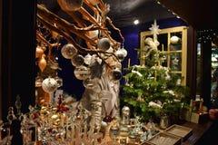 公平的圣诞节 免版税库存照片