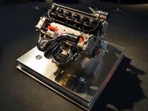 公式1引擎 库存照片