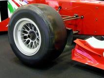 公式1轮胎 图库摄影