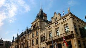 公爵的全部卢森堡宫殿 股票录像