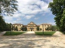 公爵的宫殿 免版税库存照片