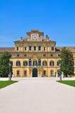 公爵的庭院宫殿帕尔马s 免版税库存图片