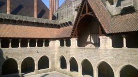 公爵GuimarA£ess的宫殿 库存图片